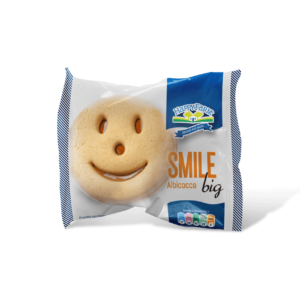 Happy Farm - Packaging Smile Big all'Albicocca
