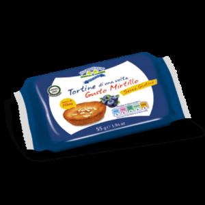 Happy Farm - Packaging Tortine al Mirtillo