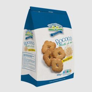Rococò biscotti al riso per celiaci