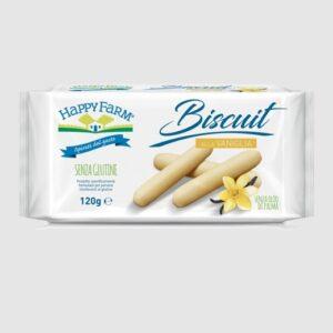 Biscuit alla Vaniglia per celiaci